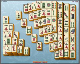 麻雀 – 1stオンラインゲームセンターのゲーム画像