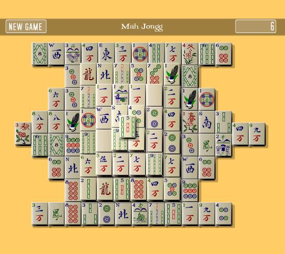 無料ゲーム 上海系マージャンパズルゲー …