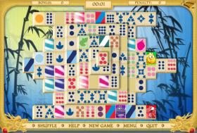 Mah Jongg Online – Candystand.comのゲーム画像