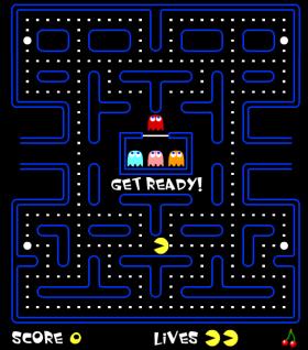 Free Pacmanのゲーム画像