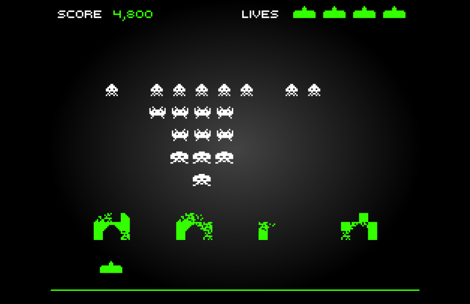space invaders online free