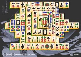 Free Mahjongのゲーム画像