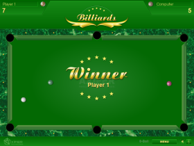 Billardsのゲーム画像