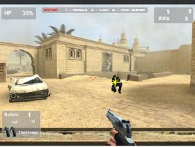FLASH STRIKEのゲーム画像