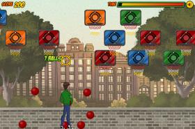 HERO HOOPSのゲーム画像