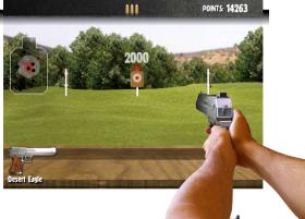 PISTOL TRAININGのゲーム画像