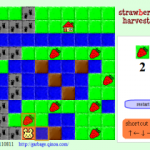 いちごがりゲーム -StrawberryHarvestingGame-