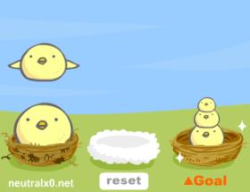 ひよこタワー – Neutralのゲーム画像