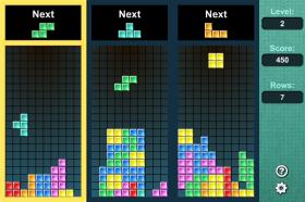 Tritrisのゲーム画像
