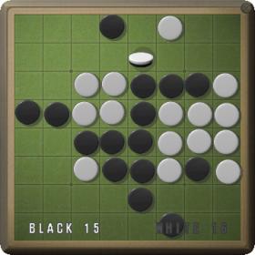 REVERSI MANIA(リバーシマニア)のゲーム画像
