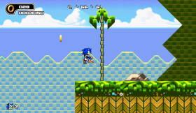 Sonic the Hedgehogのゲーム画像