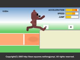 The Long Jumpのゲーム画像