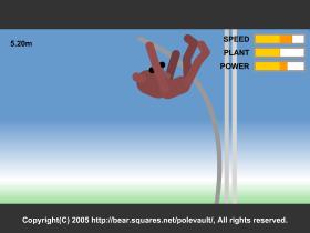 The Pole Vaultのゲーム画像