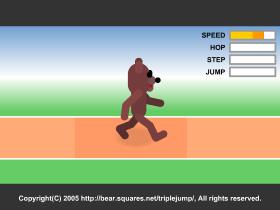 The Triple Jumpのゲーム画像