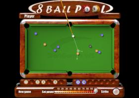 8BALL POOL – ワウゲームのゲーム画像