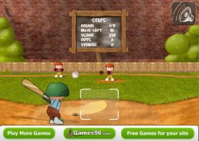BASEBALL JAM – ワウゲームのゲーム画像