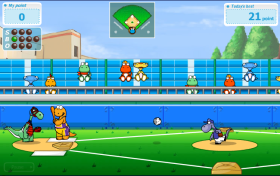 DINO KIDS Baseball – ワウゲームのゲーム画像