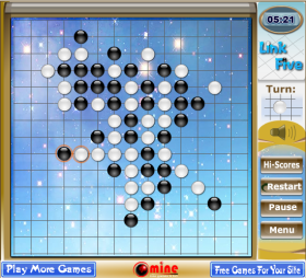 Link Five – ワウゲームのゲーム画像