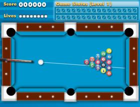 POCKET POOL – ワウゲームのゲーム画像