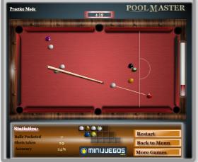 POOL MASTER – ワウゲームのゲーム画像