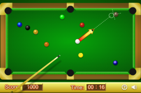 Pool Profl – ワウゲームのゲーム画像