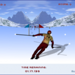 Ski Run - ワウゲーム