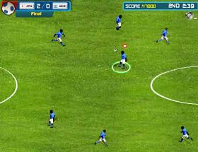 SOCCER WORLD CUP 2010 – ワウゲームのゲーム画像