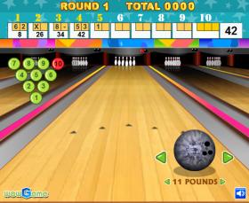 ストライク・ボウリング – ワウゲームのゲーム画像