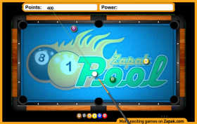 Zapak Pool – ワウゲームのゲーム画像
